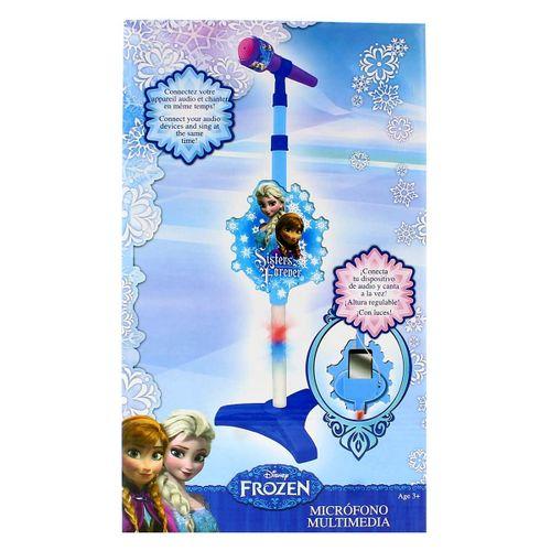 Frozen Micrófono con Pie