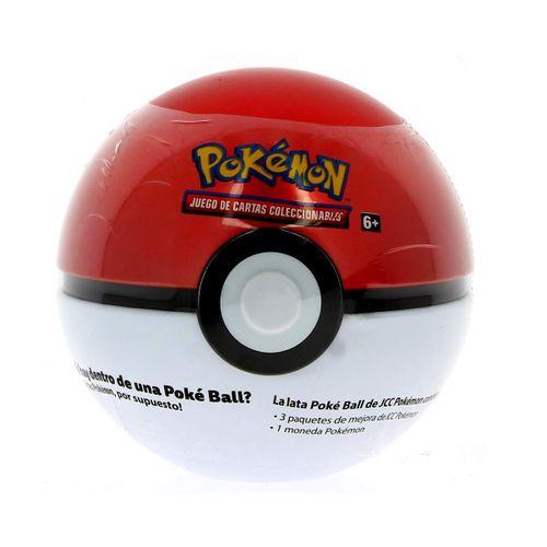 Lata Poke ball - Pokémon Surtido