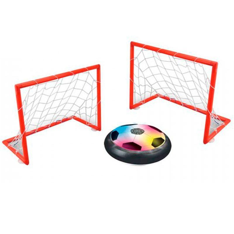 Air-Power-Soccer-Porterias-y-Balon-Flotante