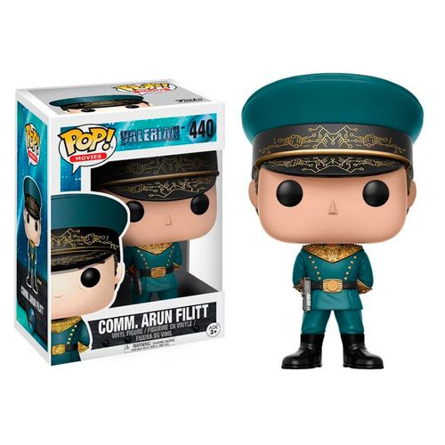 Funko Pop Commander Arun