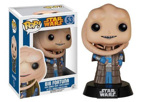 Funko POP Star Wars Bib Fortuna