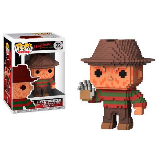 Funko POP 8 Bit Freddy Krueger
