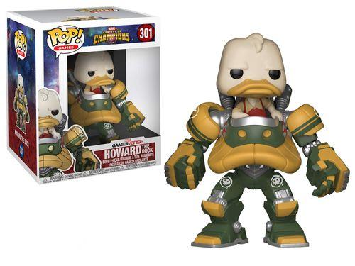 Funko POP Marvel GamerVerse Howard the Duck