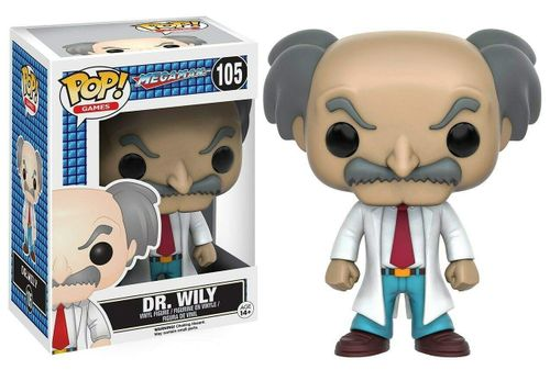 Funko Pop DR.Wily