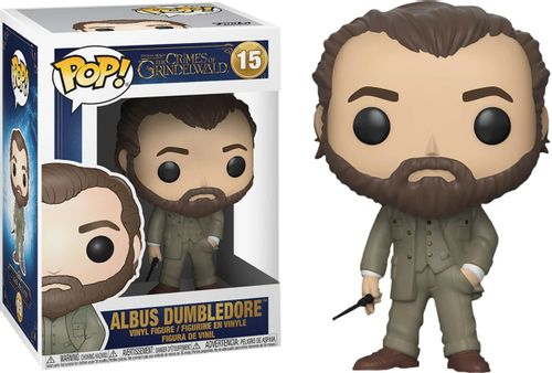 Funko POP Animales Fantásticos Dumbledore