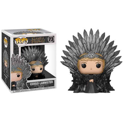 Funko POP Juego de Tronos Cersei Lannister Trono