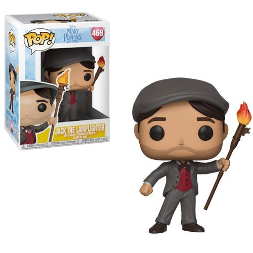 Funko POP Mary Poppins Jack the Lamplighter
