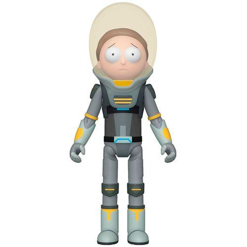Funko Rick & Morty Figura Acción Morty Espacial