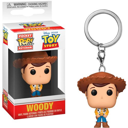 Funko POP Keychain Disney Toy Story Woody
