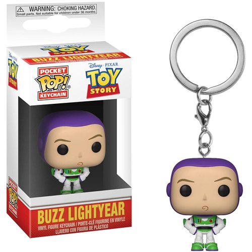 Funko POP Keychain Disney Toy Story Buzz Lightyear