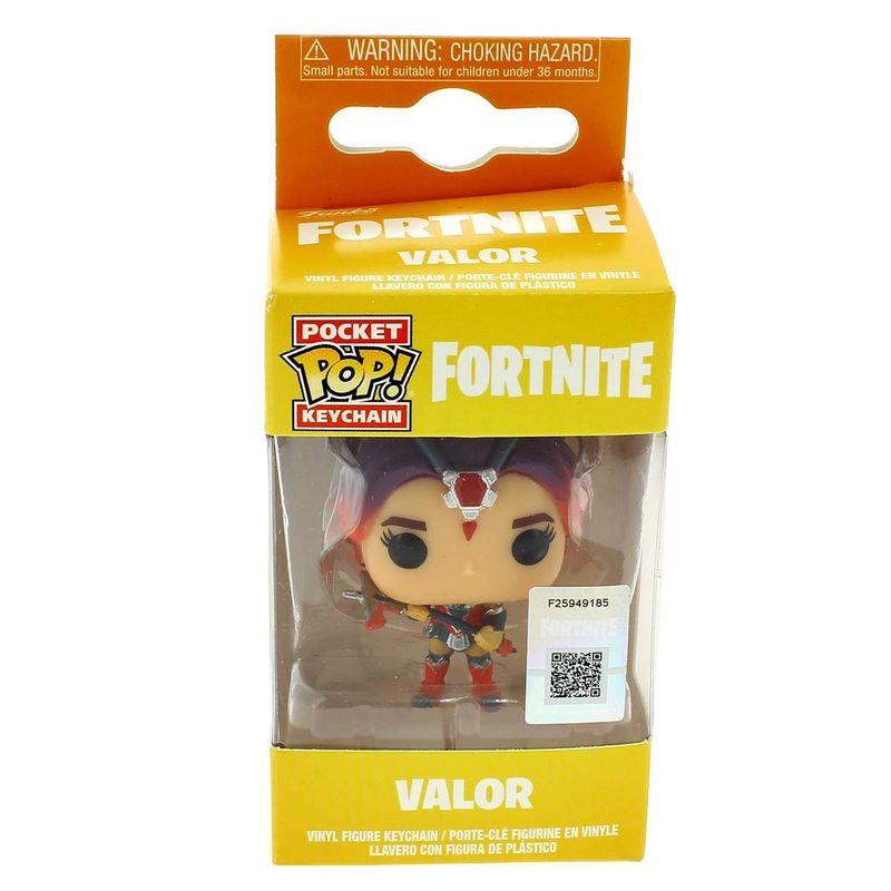 Funko-POP-Keychain-Fortnite-Llavero-Valor_1