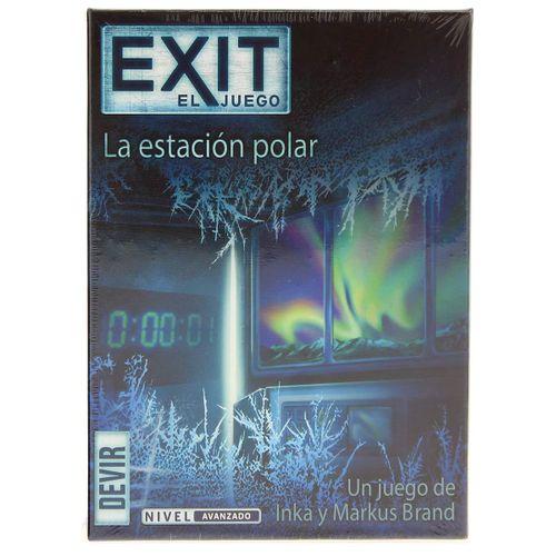 Exit 6 La Estación Polar Juego de Escape