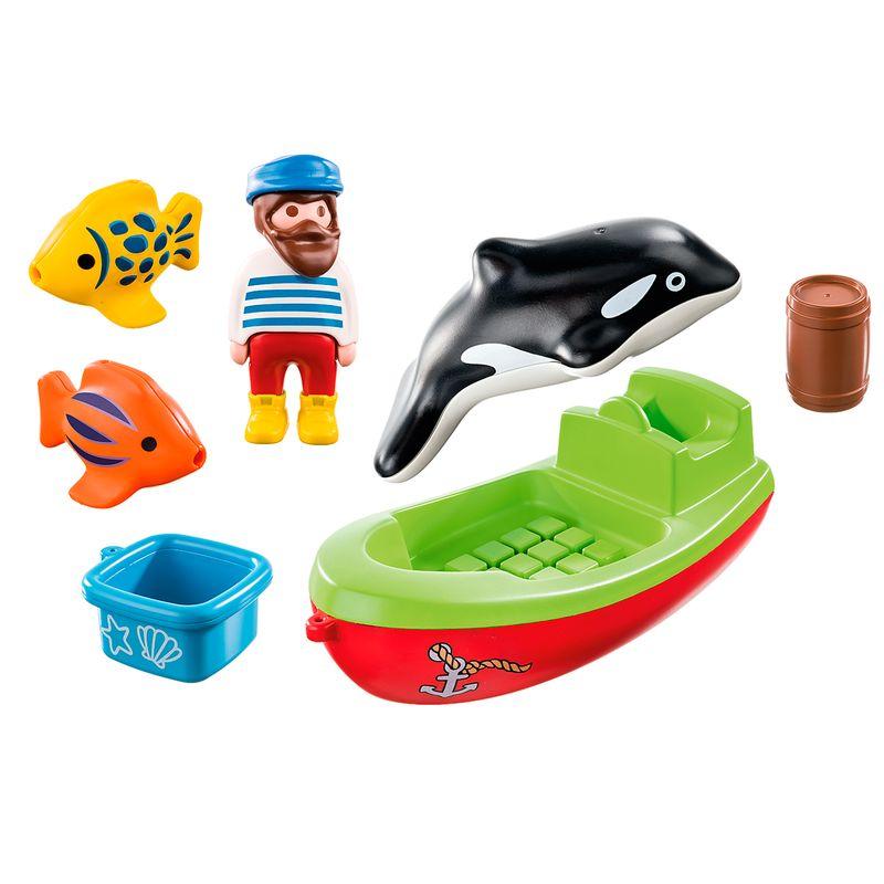 Playmobil-123-Pescador-con-Bote_1