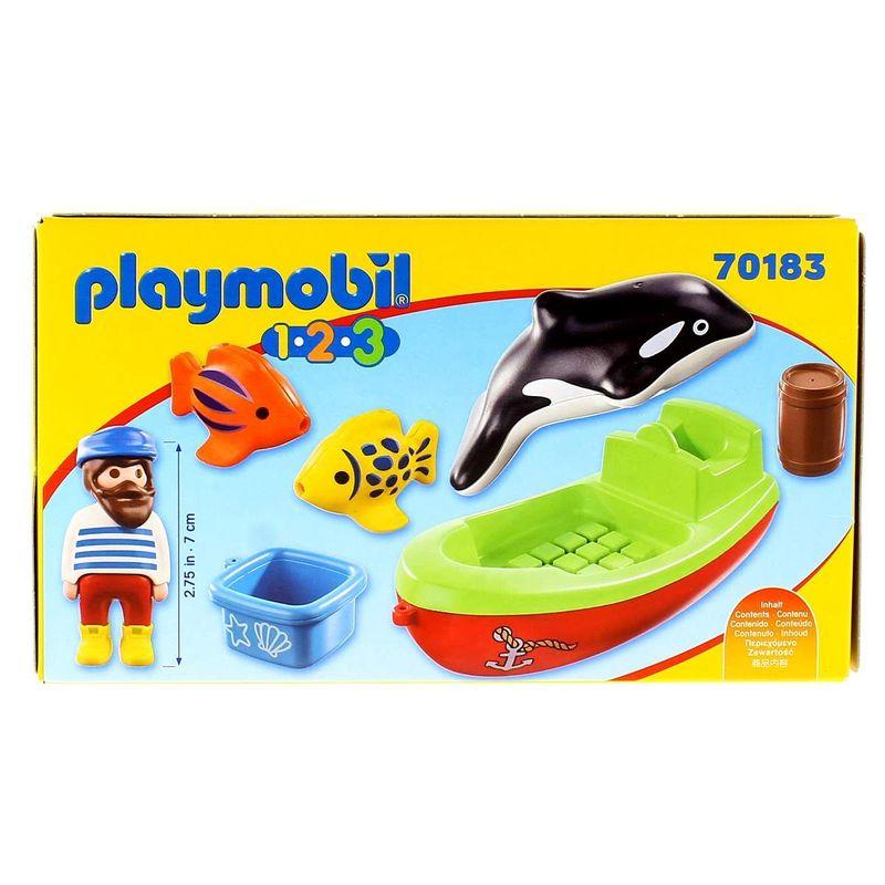 Playmobil-123-Pescador-con-Bote_2