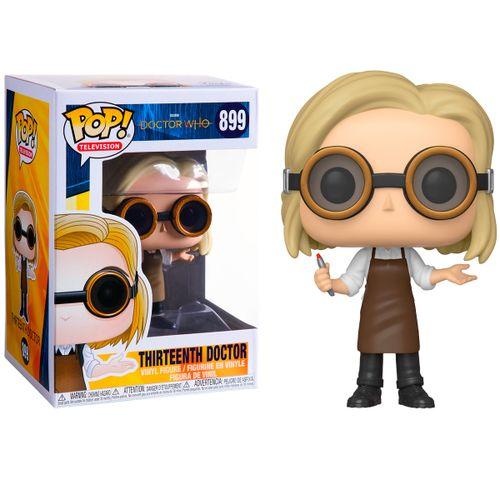 Funko POP Doctor Who 13 Doctora con Gafas