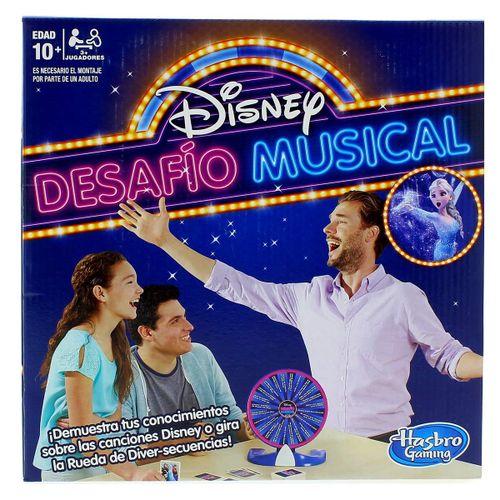 Disney Juego Desafío Musical