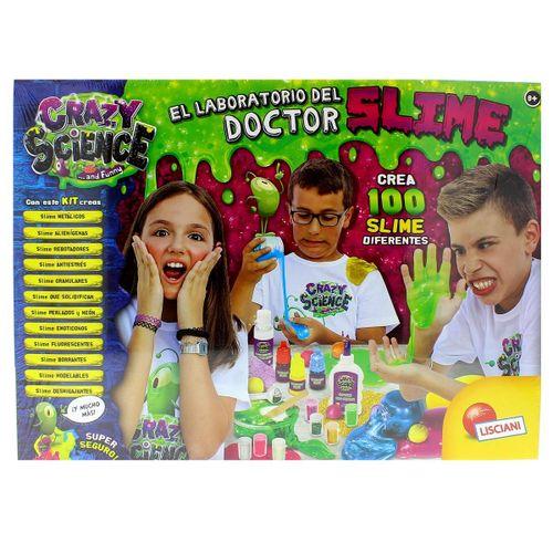 Crazy Science Laboratorio del Doctor Slime