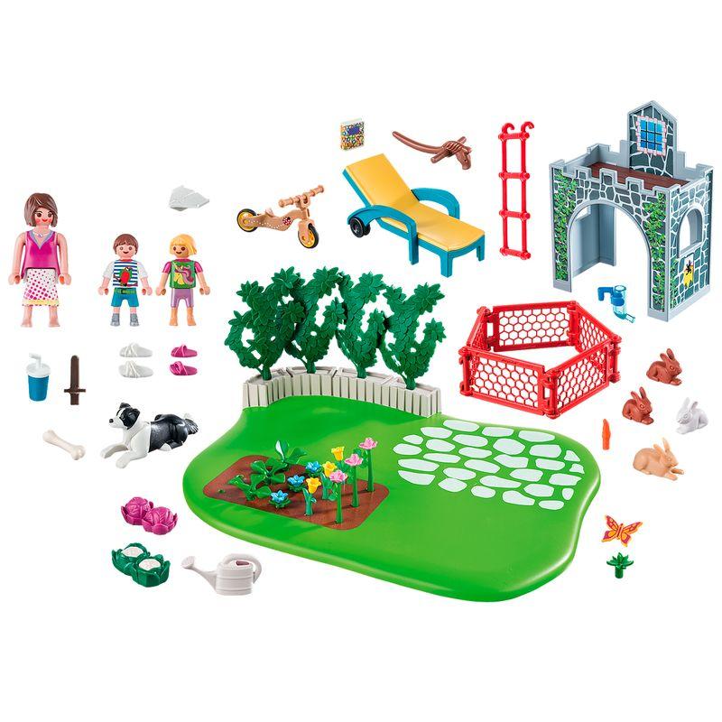 Playmobil-Country-SuperSet-Familia-en-el-Jardin_1
