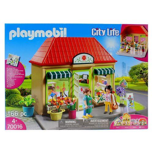 Playmobil City Life Mi Floristería