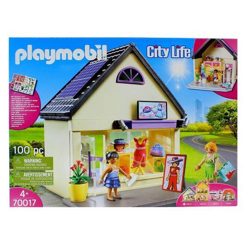 Playmobil City Life Mi Tienda de Moda