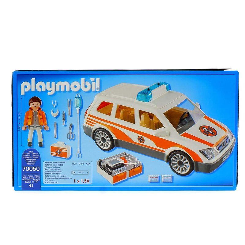 Playmobil-City-Life-Coche-de-Emergencias-Sirena_2