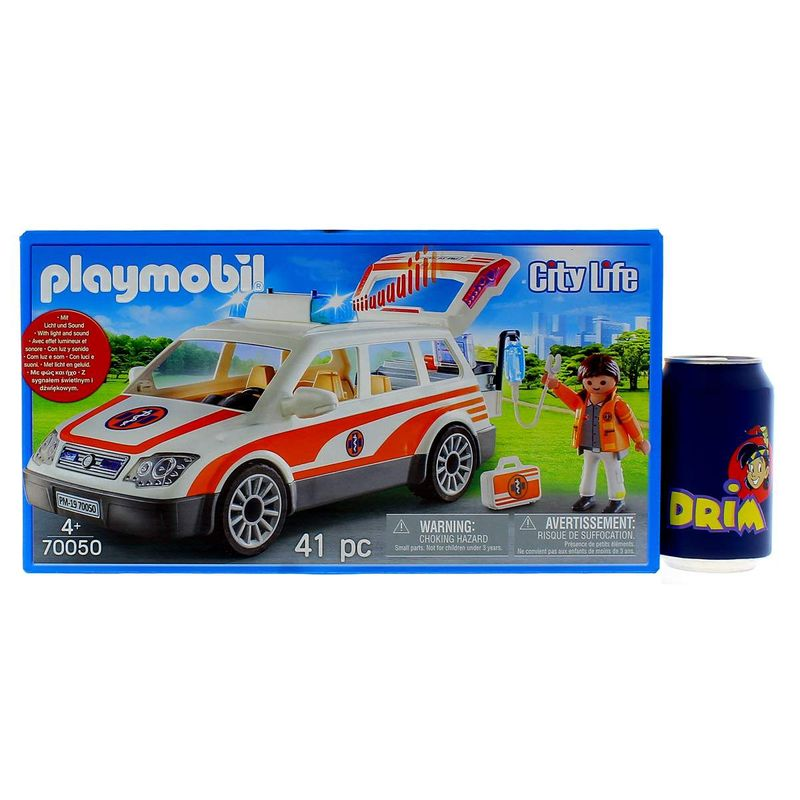 Playmobil-City-Life-Coche-de-Emergencias-Sirena_3