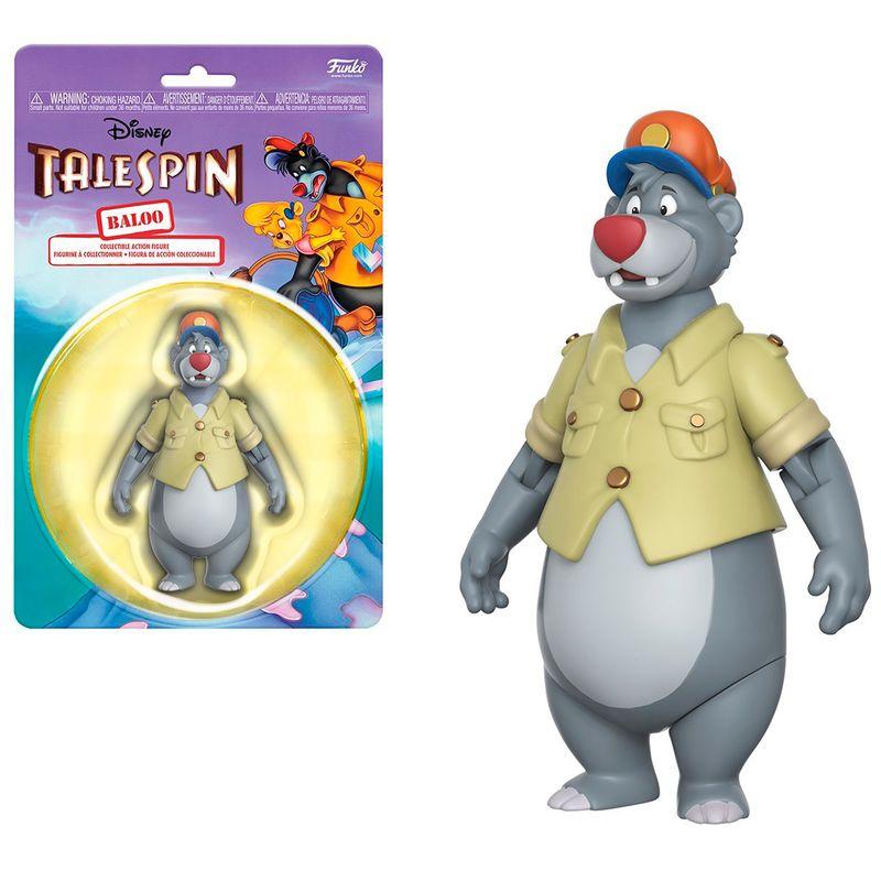 Funko-TaleSpin-Figura-Coleccion-Baloo