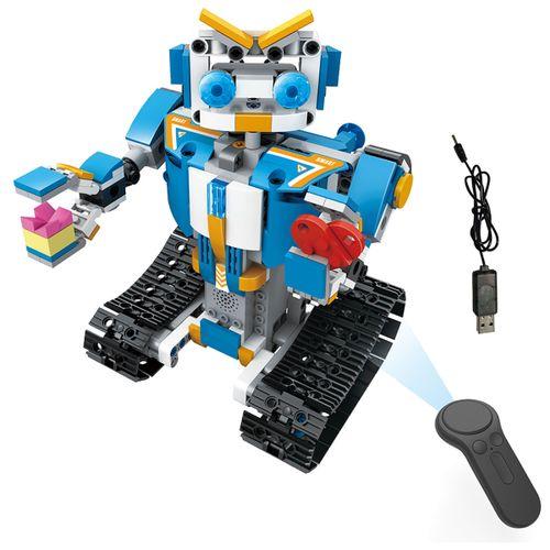Set Robótica Smart para construir 351 piezas R/C