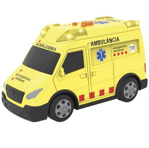 Vehículo Ambulancia 112