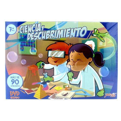 Set Ciencia Peques con DVD