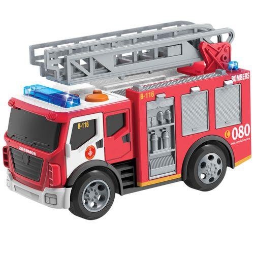 Camión de Bomberos 080