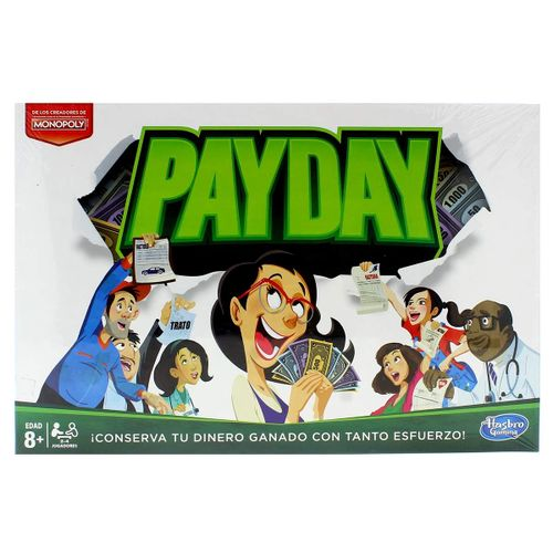 Juego Payday