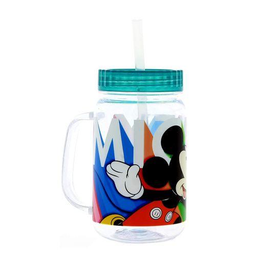 Mickey Mouse Jarra con Caña Surtida