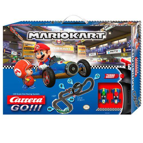 Carrera Go! Mario Kart Mach 8 Circuito