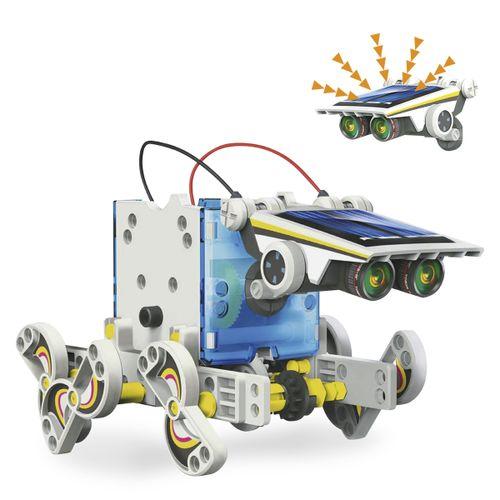 Kit Construcción Robot Solar 12 en 1