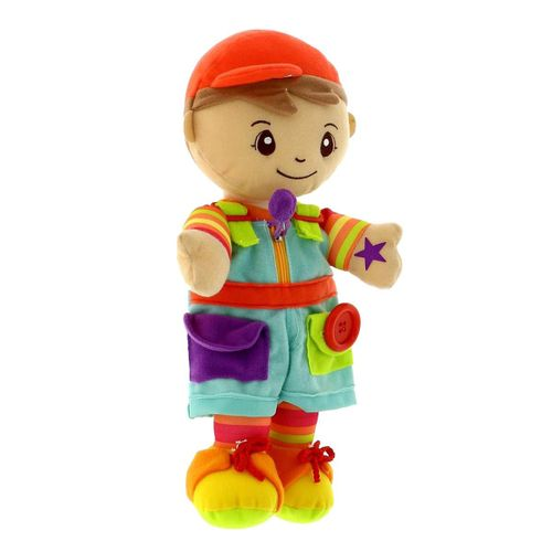 Muñeco Blandito Infantil de Actividades