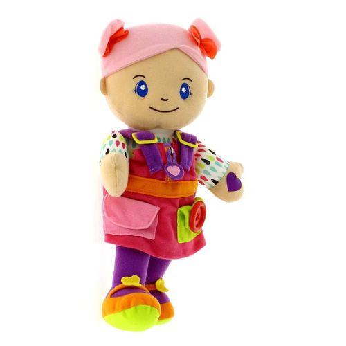 Muñeca Blandita Infantil de Actividades