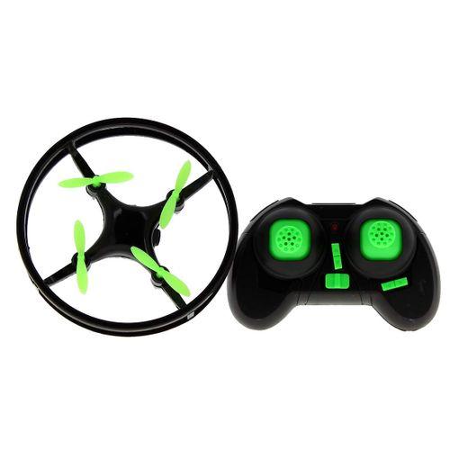 Dron RC Anillo 4 Hélices