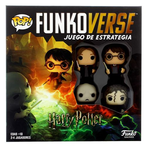 POP! Juego Funkoverse Harry Potter