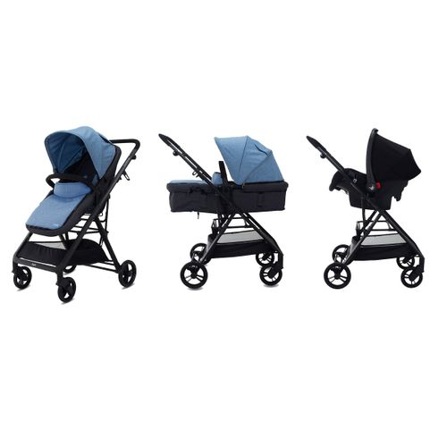 Trio Country Grey Regata