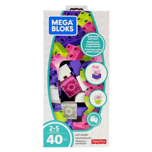 Mega Bloks Caja de Bloques Surtido