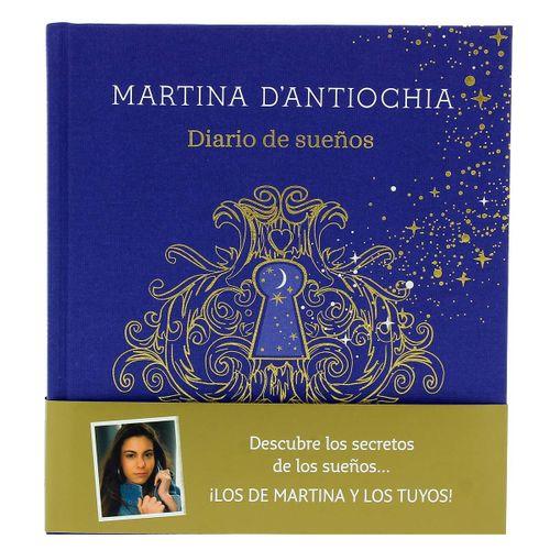 Libro Diario de Sueños Martina D'Antiochia