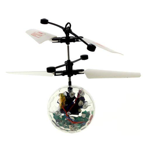 Bola Voladora con Luz de colores R/C