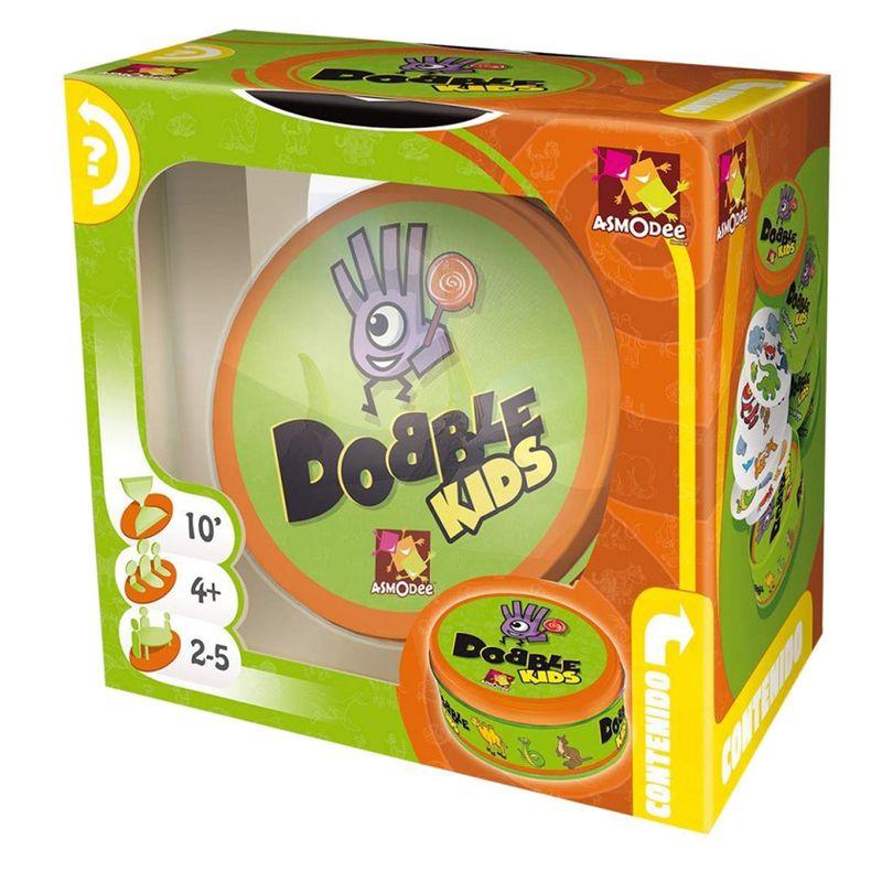 Dobble-Juego-Edicion-Kids
