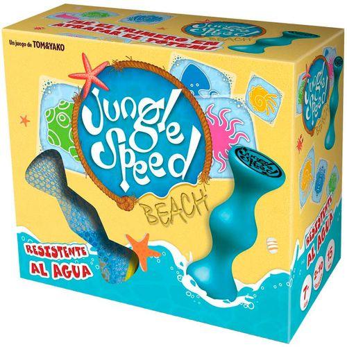 Jungle Speed Juego Edición Beach