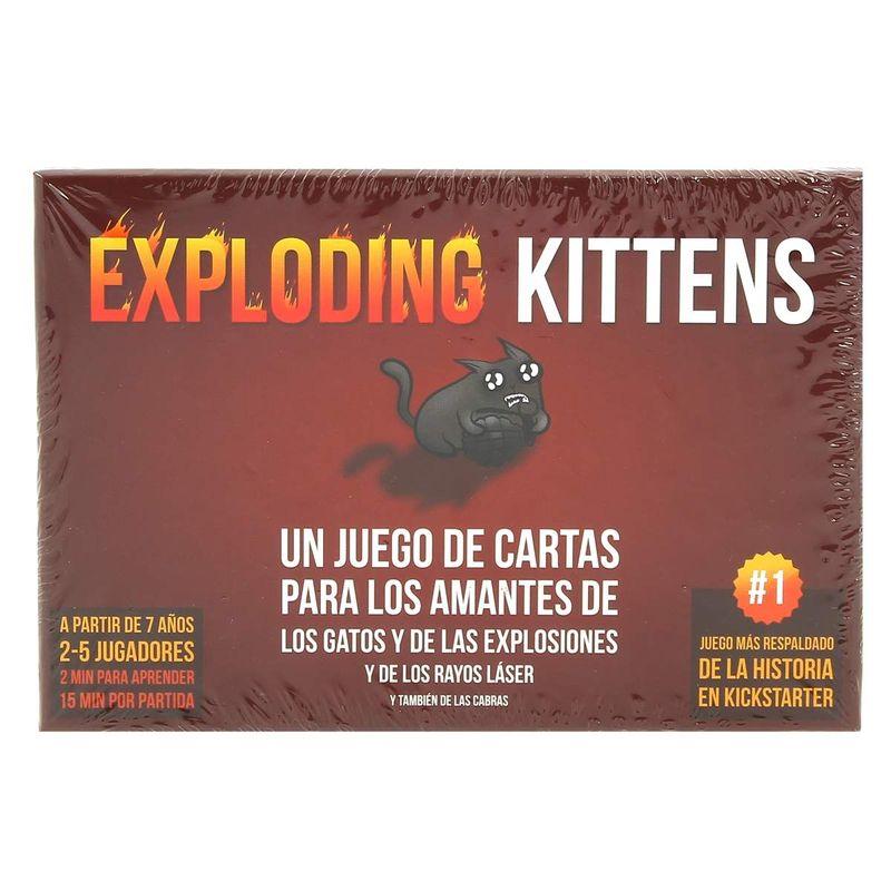 Exploding-Kittens-Juego-de-Mesa