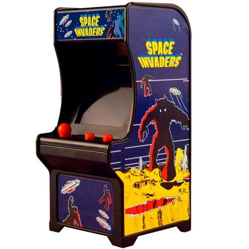 Tiny Arcade Mini Máquina Arcade Space Invaders
