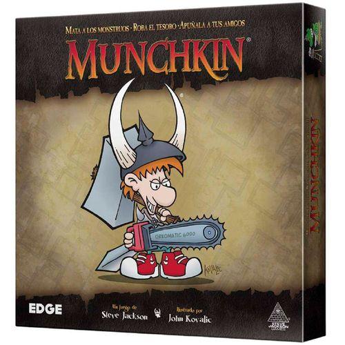 Munchkin Juego Edición Básica