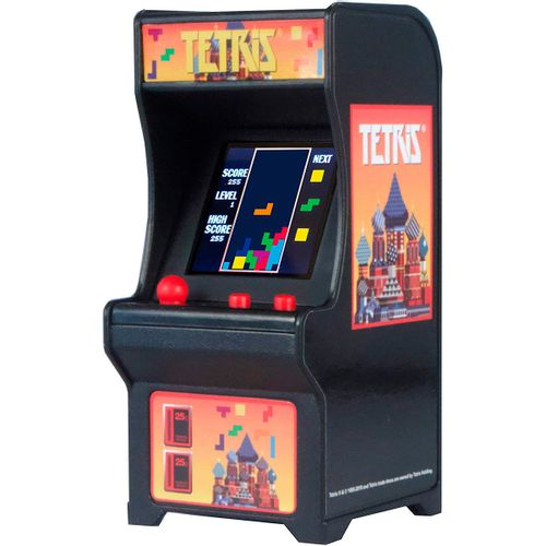 Tiny Arcade Mini Máquina Arcade Tetris