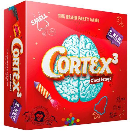 Cortex Challenge 3 Juego de Mesa